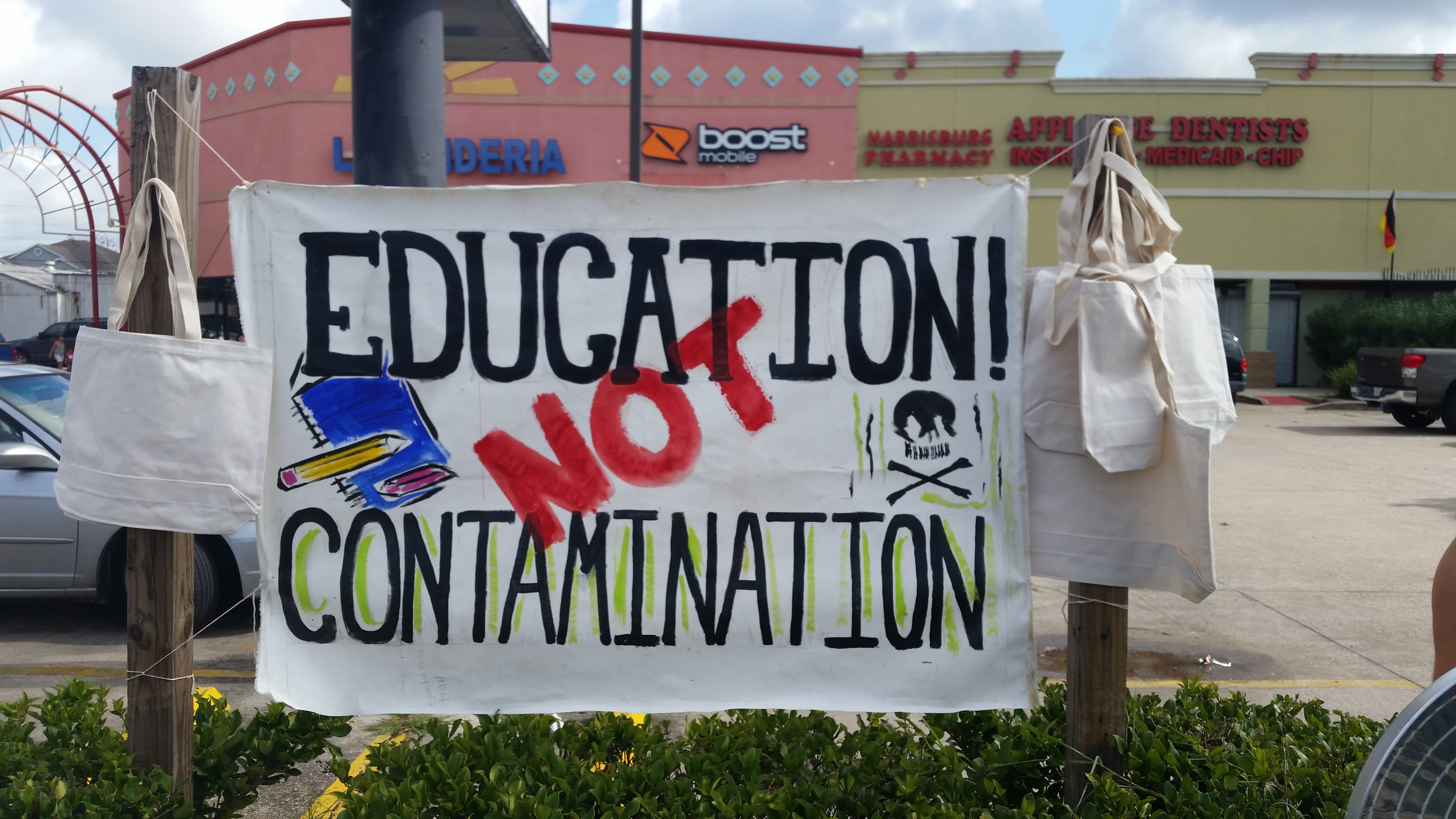 education not contamination